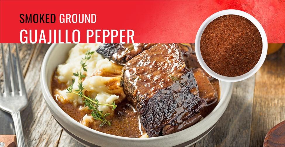 Smoked Ground Guajillo Pepper