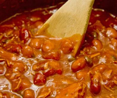 Smoked Chili Beans